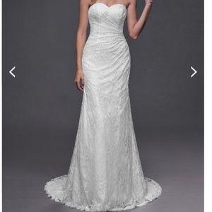 """Wedding Dress """"Azazie - Linda """""""